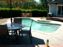 pool, healdsburg, hot tub, deck, relax