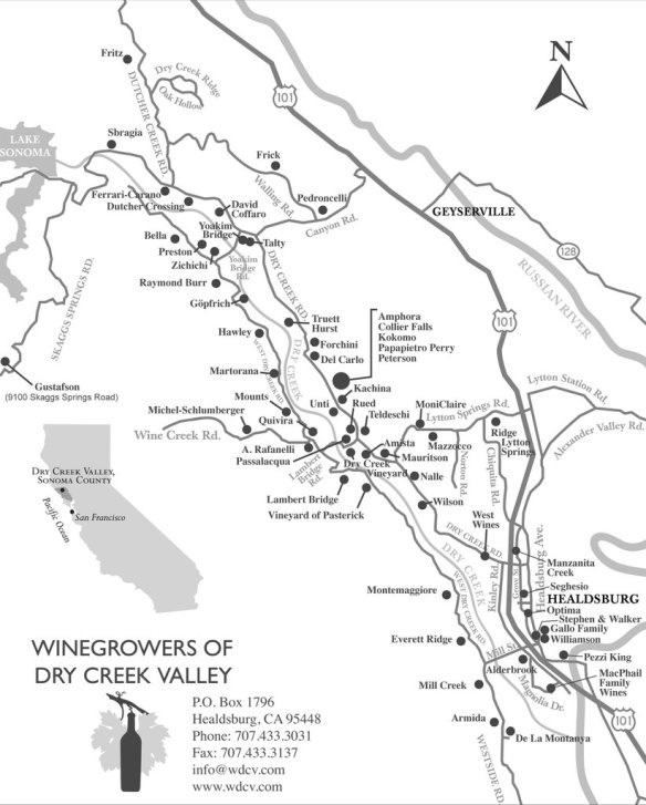 Dry Creek Wineries